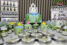 Princess and the Frog Party #princessandthefrog #party
