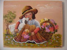 Cholitas lindas del Peru Peruvian Women, Peruvian Art, Inca Empire, Ganesha Painting, Paint Cards, Watercolor Techniques, Line Art, Anime, Drawings