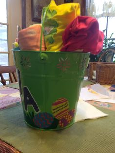Easter bucket for my niece pic #3