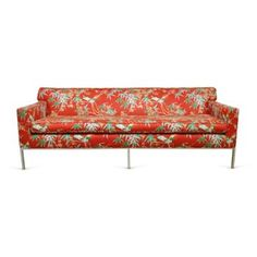 Check out this item at One Kings Lane! Florence Knoll-Style Sofa