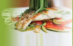 Edd magad karcsúra! Csúcsminőségű fogások a Te anyagcseretípusodra szabva: Megújult a Metodic Food Sin Gluten, Zucchini, Paleo, Vegetables, Food, Glutenfree, Gluten Free, Essen, Beach Wrap