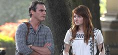 Joaquin Phoenix and Emma Stone in Woody Allen's 'Irrational Man' — see trailer here