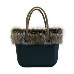 O bag | Eco Fur Trim - O bag | Classic - O bag