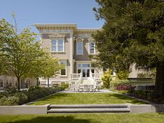 Renovation of old Carriage House in San Francisco