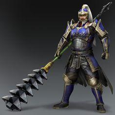 Pang De & Weapon (Wei Forces)