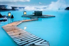 Poolandspa.com Blue Lagoon Geothermal Resort pool - Grindavík, Iceland