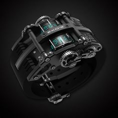 EXO concept watch for Amazing Watches, Beautiful Watches, Cool Watches, Dream Watches, Fine Watches, Stylish Watches, Luxury Watches For Men, Futuristisches Design, Bell Ross