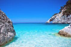 Today Zeybra #Travel Time takes you to breathtaking Cala Goloritzè, #Sardinia. Tag your photos with #zeybra to be featured. #beachstyle #fashion #beachwear #essentials zeybra.com