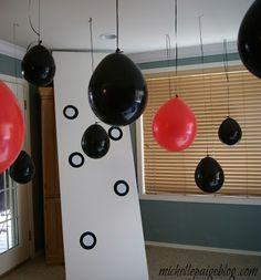 michelle paige: SPY PARTY- SECRET AGENT BIRTHDAY OPERATION