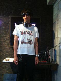 [Champagne]川上洋平2012/5/27【VIZ】[Champagne]の川上洋平くん夕立ちの中ご来店♪ いつもありがとうございます‼