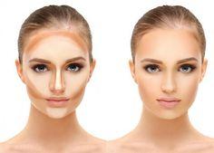 Makeup For Slimmer Cheeks