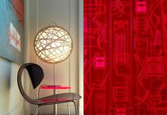 modern design interior mcm mid century