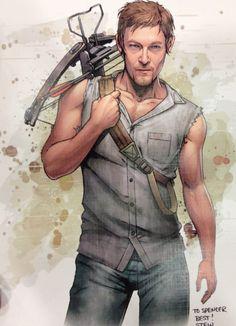 Found the artist! Comicbook artist- Stewart McKenny