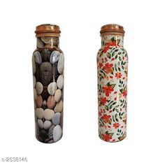 Checkout this latest Water Bottles_500 Product Name: *Classy Trendy Copper Bottles Pack of 2* Material: Copper Capacity: Bottel 1-  750 ml Bottel 2- 750 ml Description:  It Has 2 Pieces Of Water Bottle Combo Country of Origin: India Easy Returns Available In Case Of Any Issue   Catalog Rating: ★3.9 (297)  Catalog Name: Classy Trendy Copper Bottles Pack of 2 Vol 5 CatalogID_341906 C130-SC1644 Code: 947-2538146-9432