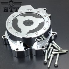 (61.28$)  Buy here  - Aftermarket free shipping motorcycle parts Engine Stator cover see through for Yamaha   YZF R6 2003-2006 , 03-09 YZF R6S CHROME