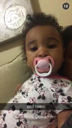 #LaToya's baby #Samia