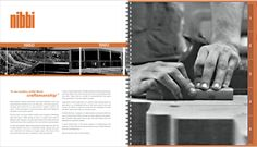 The client's stringent budget, rather than restricting creativity, spurred the design of a flexible business development kit of parts, whose clean graphic idea and ingenious structure served to streamline their efforts. Effort, Flexibility, Budgeting, Creativity, Kit, Business, Design, Back Walkover