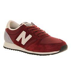 New Balance U420 Dark Red