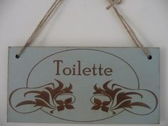 Bathroom Door Signs Uk open sign, double sided open closed sign, shabby chic wooden sign