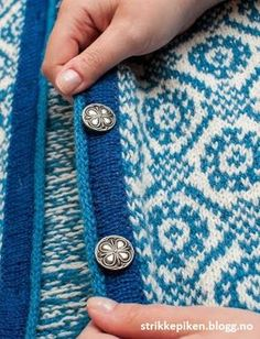 Handmade Crafts, Diy And Crafts, Stitch Patterns, Knitting Patterns, I Cord, Fair Isle Knitting, Hobbies And Crafts, Free Pattern, Knit Crochet