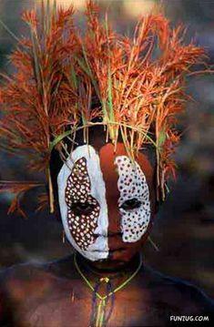 Art Expressed ~thr African Children