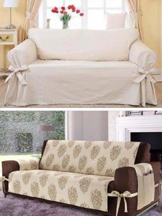 This type of diy furniture garden is absolutely a noteworthy design alternative. Diy Sofa Cover, Couch Covers, Furniture Covers, Diy Furniture, Furniture Dolly, Modern Sofa Designs, Adirondack Chairs For Sale, Recliner Cover, Diy Couch