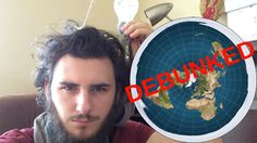 Using Underwear and a Light bulb to Debunk Flat Earthers #humor #funny #lol #comedy #chiste #fun #chistes #meme