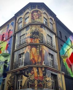 """Beautiful Decay"" by HandieDan in Berlin, 8/15 (LP)"