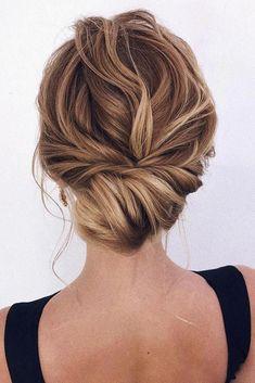 Elegant Wedding Hair, Wedding Hair And Makeup, Hair Ideas For Wedding Guest, Elegant Updo, Wedding Rings, Wedding Ideas, Red Wedding, Boho Wedding, Rustic Wedding