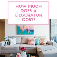 how much does a decorator cost decorating fee structure breakdown. Black Bedroom Furniture Sets. Home Design Ideas