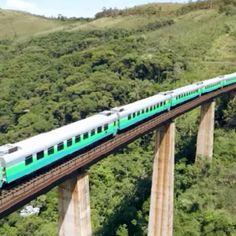 Sem segurança, Vale suspende viagens de trem entre MG e ES