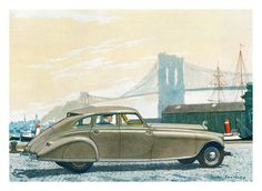 1933 Pierce Silver Arrow by totallymystified  <br /><i>Via Flickr:</i> <br />From the feature The Automobile's Classic Decades: A Portfolio By Leslie Saalburg in Esquire magazine, 1958.