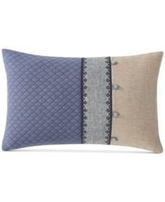 "Charisma Villa 14"" x 22"" Decorative Pillow - Multiple"