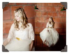 love the romantic styling...doubt I could pull it off but it's pretty to look at :)