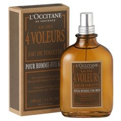 Eau des 4 Voleurs L`Occitane en Provence for men