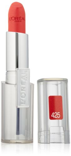 L'Oreal Paris Infallible Le Rouge in Always Apricot (plus a lot of other great colors!)