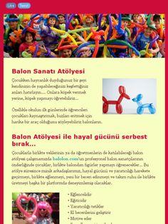 #balon #balonlar #atölye #atölyeler #atolye #etkinlik #çocuk