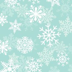 Our Honest Snowflakes print makes the perfect soft wallpaper for any little one's nursery! #pinparty