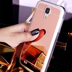 Mirror TPU Electroplating Soft Silicone Case Protector Shell Cover For Samsung GALAXY S4 mini S5 mini S4 S5 S6 S7 edge J5 J7 A5 #>=#>=#>=#>=#> Click on the pin to check out discount price, color, size, shipping, etc. Save and like it!