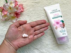 Creme Hidratante Mãos Uréia & Silicone Flores & Vegetais