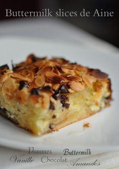 Et hop, je remonte cette recette du fin fond de mon blog, du 22 juin 2006 exactement ! Réalisée régulièrement chez moi, c'est mon gâteau aux pommes préféré, une texture mouillée et toute douce ... je voulais donc vous la re-proposer ;o) Là je n'avais...