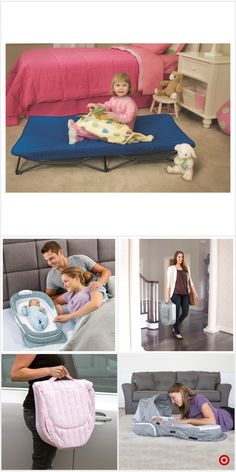 Activity & Gear Independent 2018 Hot Baby Hammock European And American Family Portable Bed Kit Removable Fine Craftsmanship