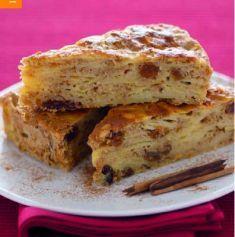 Torta integrale di mele - Senza latticini - Vegetariana