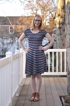 Perfect Pattern Parcel #1 – Lady Skater Dress | BASTE + GATHER