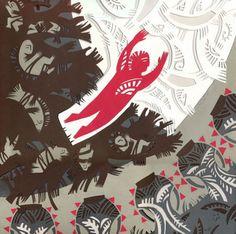 Просвітлений. Ілюстрація до збірки творів Богдана-Ігора Антонича Велика