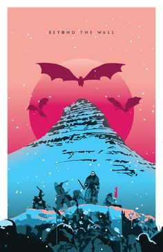 """ianmaxfielddesign: """"Death is the enemy. Game Of Thrones Poster, Hbo Game Of Thrones, The Longest Night, Mother Of Dragons, Minimalist Poster, Winter Is Coming, Art Blog, Jon Snow, Death"""