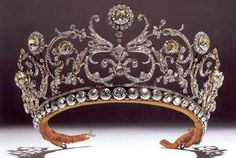 Le diadème Boucheron de la princesse Olga de Yougoslavie