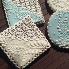 Lacey Cookies