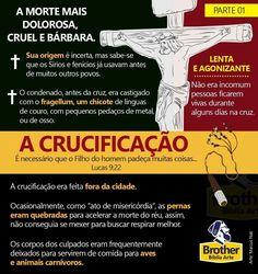 Sobre a crucificação #cruzdecristo #evangelho #Jesus 1 Samuel 17, Word Of God, Study, Wisdom, Faith, Words, Jesus Cristo, Israel, Tips