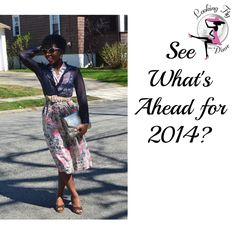 See what's ahead in 2014. More posts, new columns and Thrifty Threads 365. #thrift #ThriftyThreads365